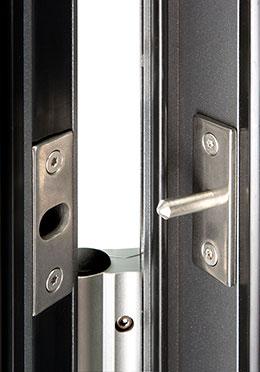 Einbruchsicherheit durch Haustüren von BHG in Böblingen