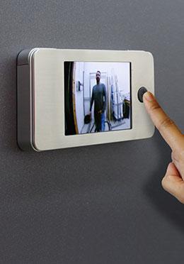 Digitaler Türspion in Haustüre im Kreis Böblingen kaufen