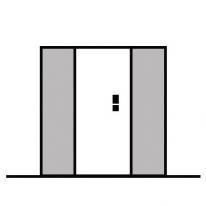 Haustüre mit Seitenteilen in Calw kaufen