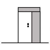 Haustüre mit Oberlichter kaufen in Böblingen